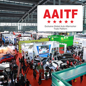 AAITF - 16th China International Automotive Aftermarket Industry and Tuning Trade Fair 2018