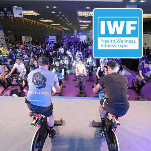 IWF SHANGHAI Health, Wellness, Fitness Expo